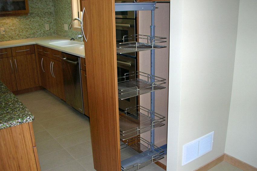 ... Built In Storage 10 ...