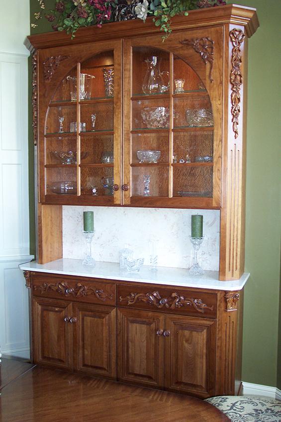 Hutches & Furniture - Vetsch Custom Cabinets